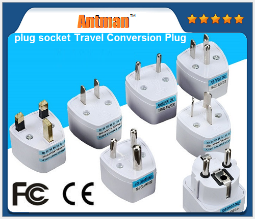 Universal Travel Power Plug Power Socket Plug Travel Charger Adapter Converter