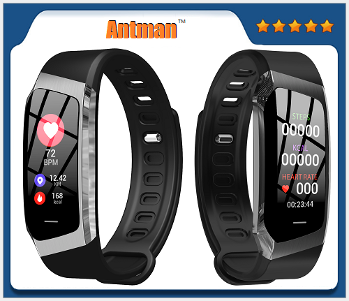 0.96 Color Screen E18 Smart Bracelet With Heart Rate Blood Pressure Monitor Sport Watch Health Wristband